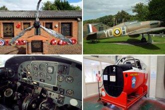 Yorkshire Air Museum, Elvington, York 08.07.16