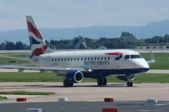 British Airways G-LCYD