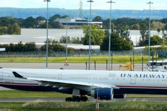 US Airways A333 N276AY