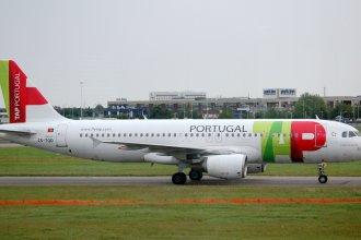 Heathrow 2012 673  A320  TAP