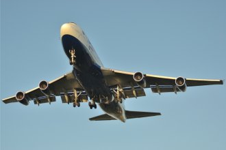 British Airways B747-400 LHR