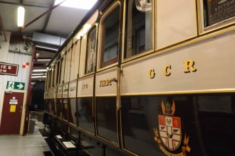 1920's Carriages