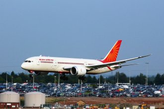 Air India Boeing 787-8 Dreamliner VT-AND