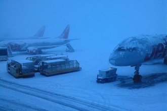Snow Closed LBA