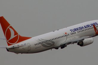 Turkish Airlines 738 TC-JGO