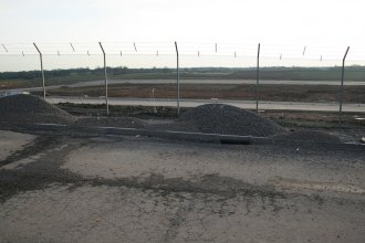 BHX runway extension 30 March 2014 11