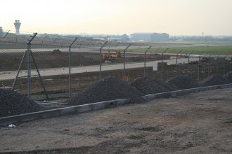 BHX runway extension 30 March 2014 12