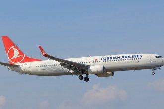 Turkish Airlines 737-900 TC-JYD