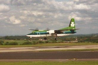 Scan Air Lingus Commuter
