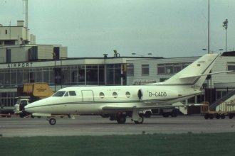 Dassault Falcon 20-Oct 1978