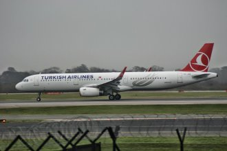 Turkish Airlines A321