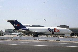 FedEx B727