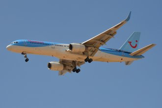 Thomson Boeing 757 200 G-CPEU