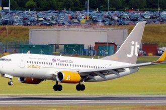 Jet Time 737 OY-JTY