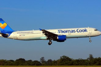 Thomas Cook A321 G-TCDX
