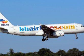 BH Air A320 LZ-BHG