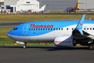 Thomson 738 G-TAWK
