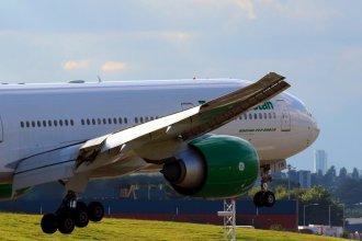 Turkmenistan 777-200LR EZ-A778