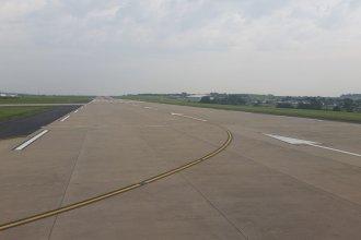 Runway 14 Leeds Bradford Airport