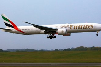 Emirates 777-300ER A6-EGS