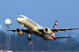 American Airlines 757 N179AA
