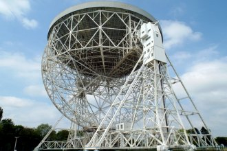 Lovell Telescope, Jodrell Bank 4th June 2016
