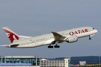 Qatar Airways 787 A7-BDA