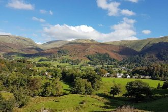 View from Allan Bank, Grasmere 06.10.16