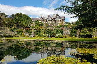 Bodnant Garden near Conwy, North Wales 29.07.17