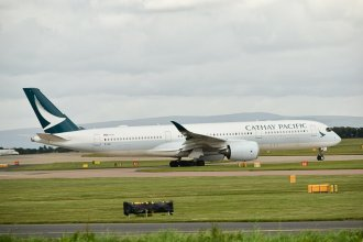 Cathay Pacific A350-900 B-LRL
