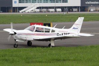 Piper PA-28R-200 Cherokee Arrow II G-AZSF
