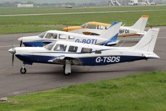 Piper PA-32R-301 Saratoga SP G-TSDS