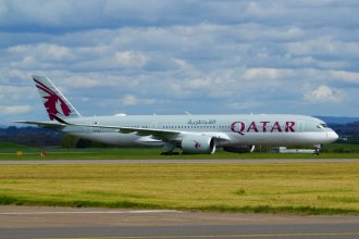 Qatar Airways Airbus A350-900 A7-ALU (4)