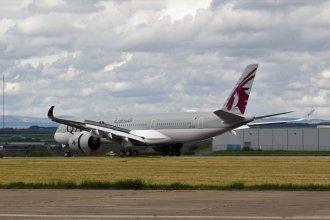 Qatar Airways Airbus A350-900 A7-ALU (5)