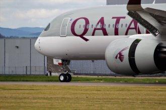 Qatar Airways Airbus A350-900 A7-ALU (6)