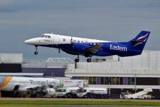 Eastern Airways Jetstream 41 G-MAJG