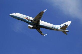 Flybe Embraer E175 G-FBJH