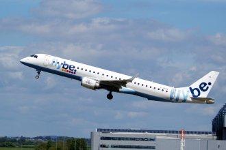 Flybe Embraer E195 G-FBEL