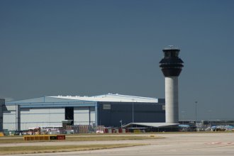 Manchester Airport Tower