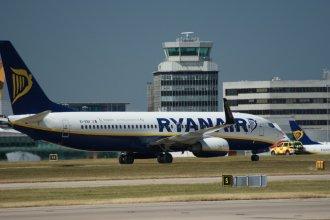 Ryanair Manchester Airport