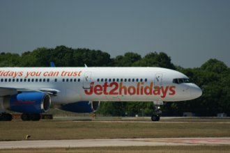 Jet2 Manchester Airport