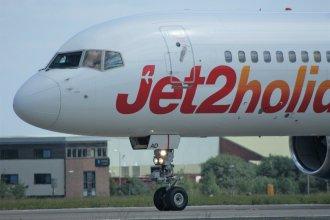 Jet2 Boeing 757 Registration G-LSAD