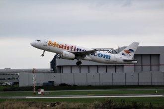 Balkan Holiday Airbus A320 LZ-BHG