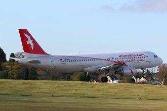 AIR ARABIA MAROC A320 CN-NMG
