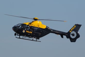 NATIONAL POLICE AIR SERVICES WEST MIDLANDS EUROCOPTER EC135-T2 G-POLD