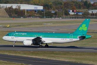 AER LINGUS A320 EI-DEP