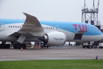 Tui Boeing 787 G-TUIK