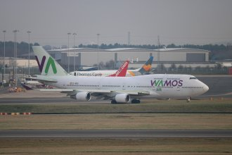 Wamos 747 EC-MDS