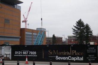 St Martin's Place, Birmingham