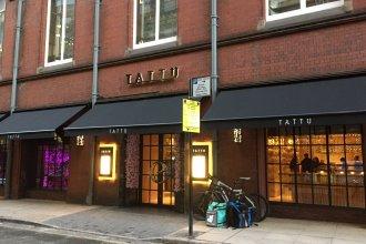 Tattu Bar/Restaurant opening in Birmingham